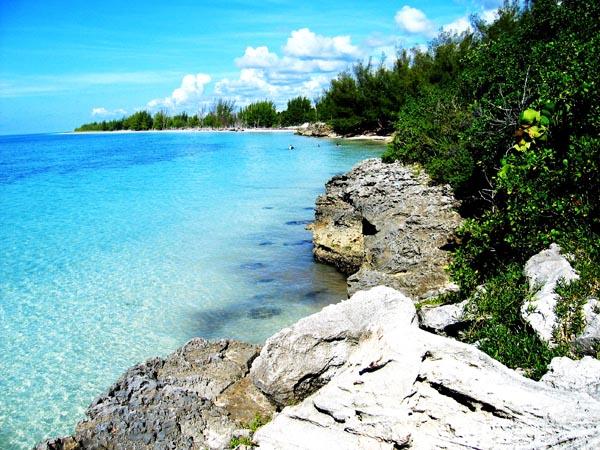 Gold Rock Beach, the Bahamas