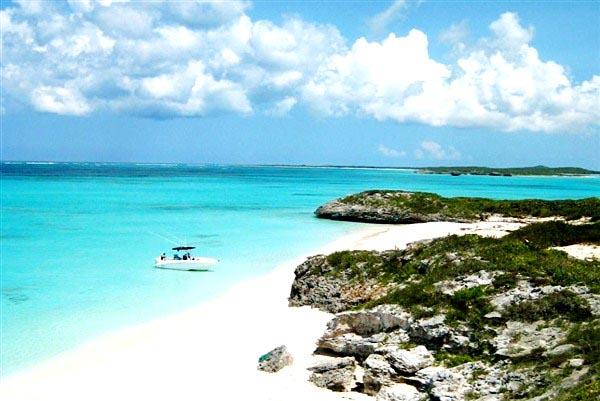 Joe Grant Cay, Turks and Caicos