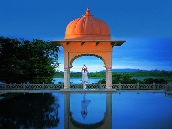 Oberoi Udaivilas, India