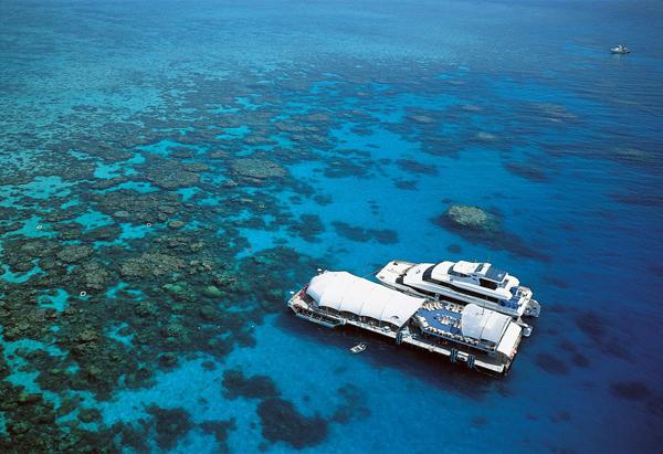 Reef World, the Great Barrier Reef, Australia