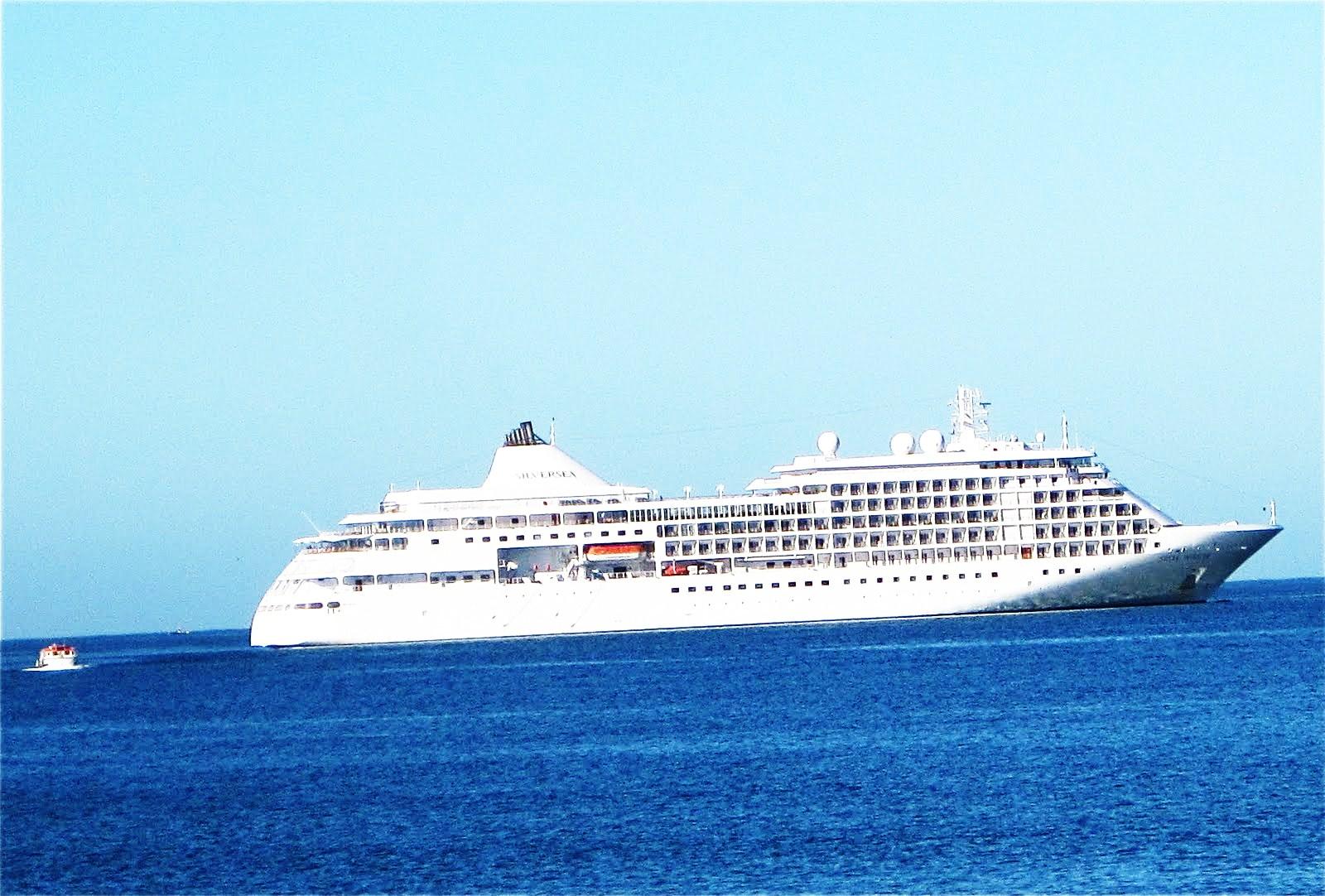 Silversea Whisper