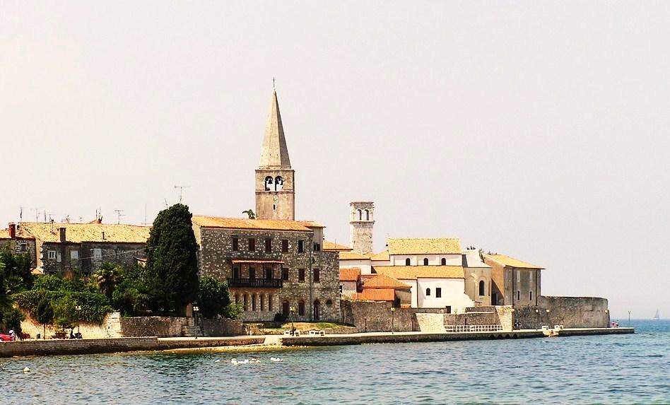 Euphrasian Basilica, Porec, Croatia