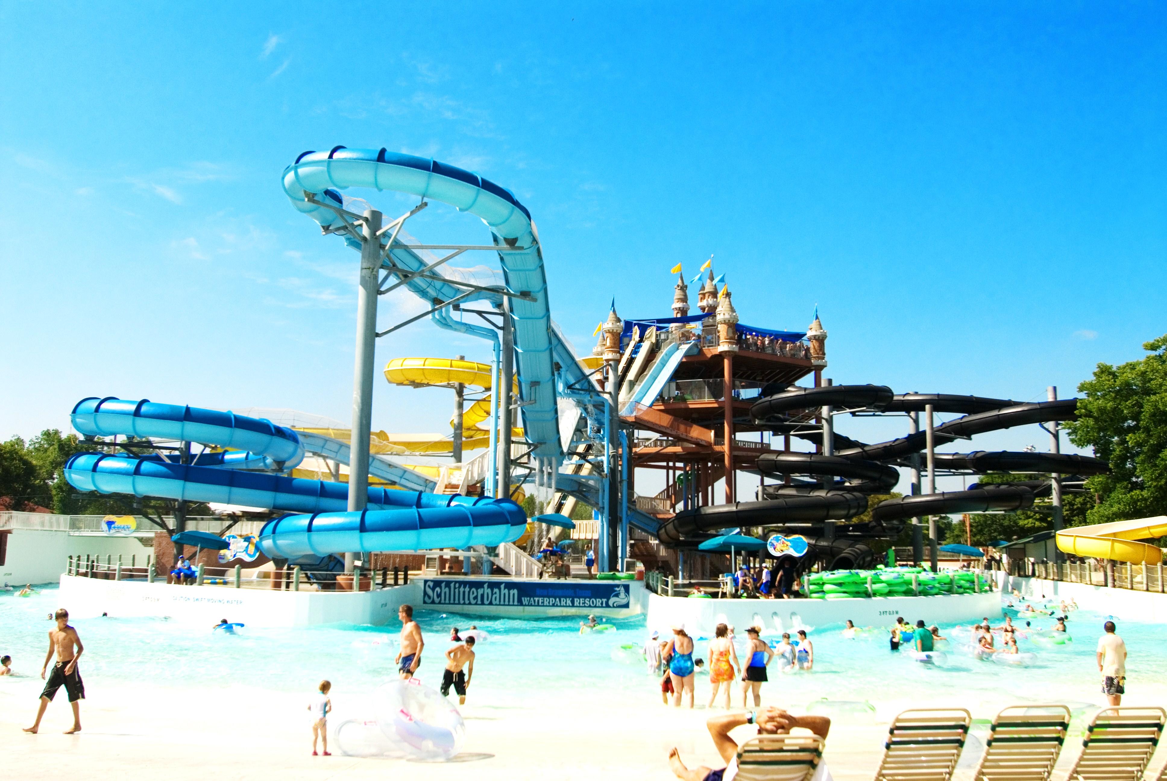 Master Blaster, Schlitterbahn Waterpark Resort, Texas