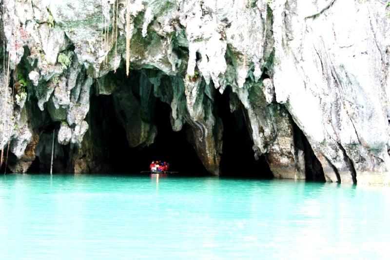 Puerto Princesa Sunterranean River National Park