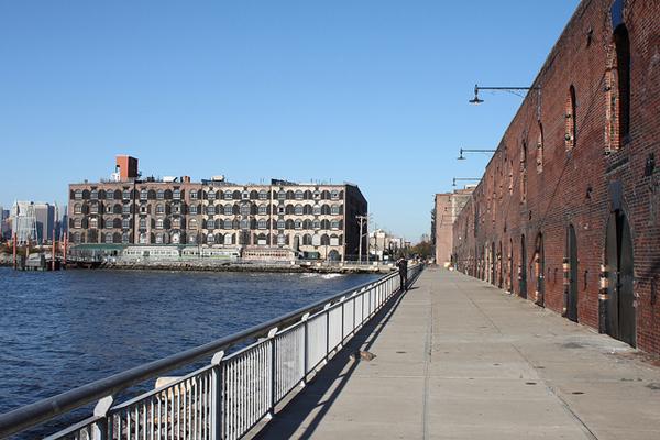 Red Hook Piers