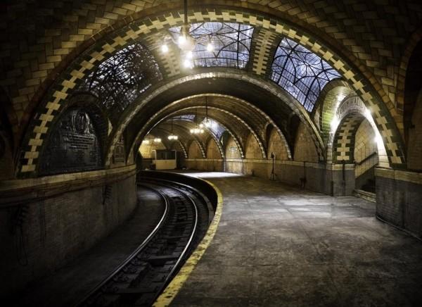 New York Abandoned Subway Stations Tour