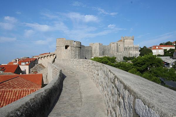 Explore the City Walls