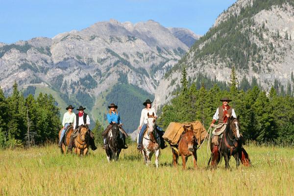Cowboy Adventures in Canada