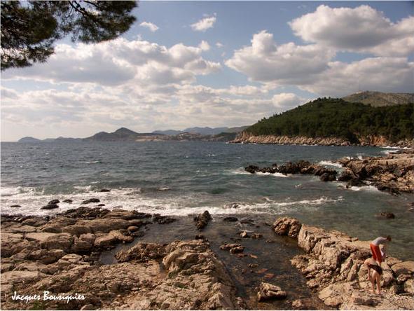 Take a Day Trip to Lokrum Island