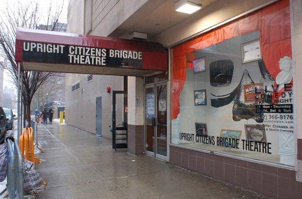 Upright Citizens Brigade Theater
