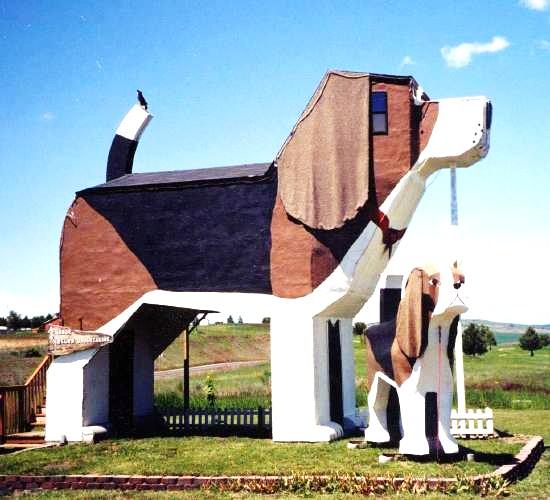 Dog Park Bark Inn, Cottonwood, USA