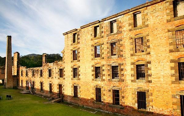 The Old Jail, Australia