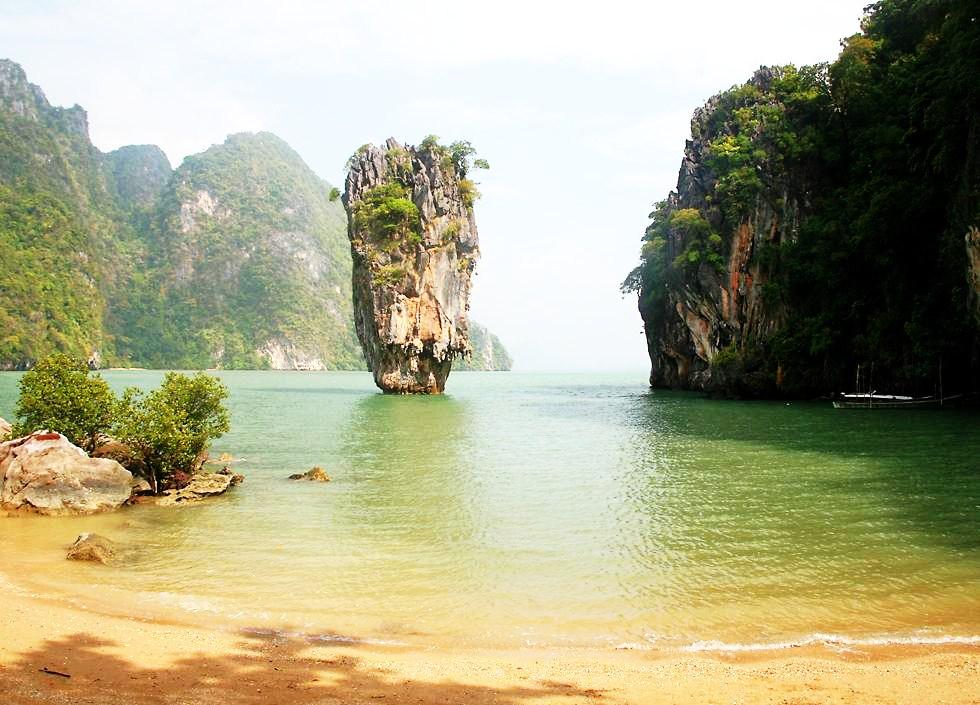 Ao Phang-Nga Marine National Park, Thailand