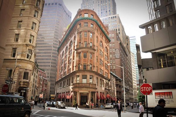 Popular Buildings In New York City