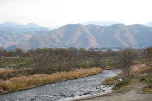 Longest River in Japan