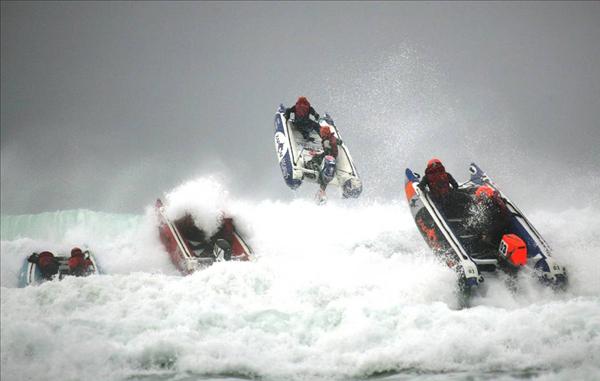 Zapcat Power Boat Adventures, United Kingdom