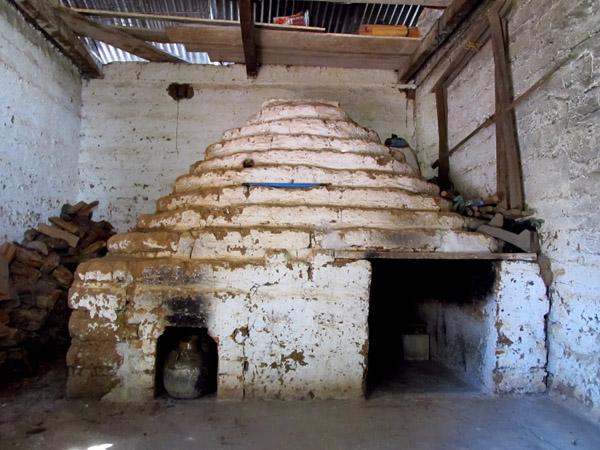 Ancient Mayan Saunas