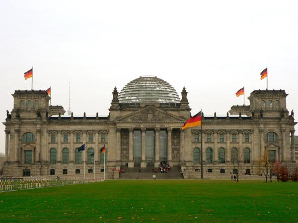 German Reichstag, Berlin