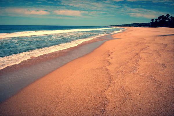 Biggest Beach in Mexico