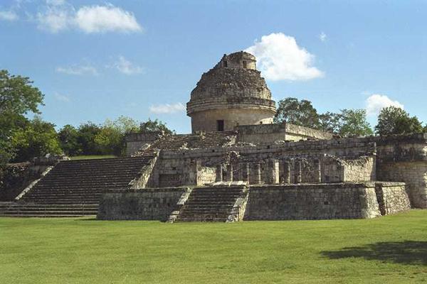 The Mayan Pyramids