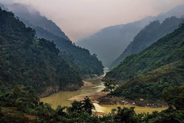 Northern Thailand – Mae Taeng/Mae Cham Rivers