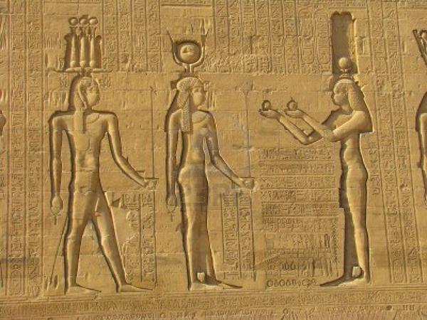 Walk like an Egyptian – the Bangles