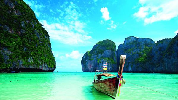 Phi Phi Islands – Thailand