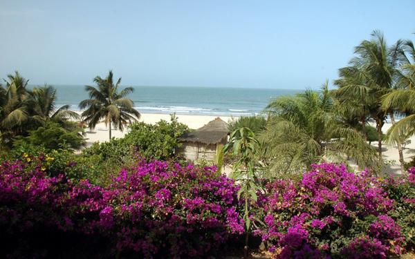 Cap Skirring, Senegal