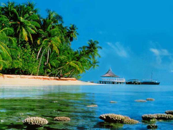 Bom Bom Islet, Sao Tome and Principe