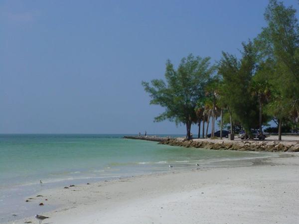 Coquina Beach Anna Maria Island Florida