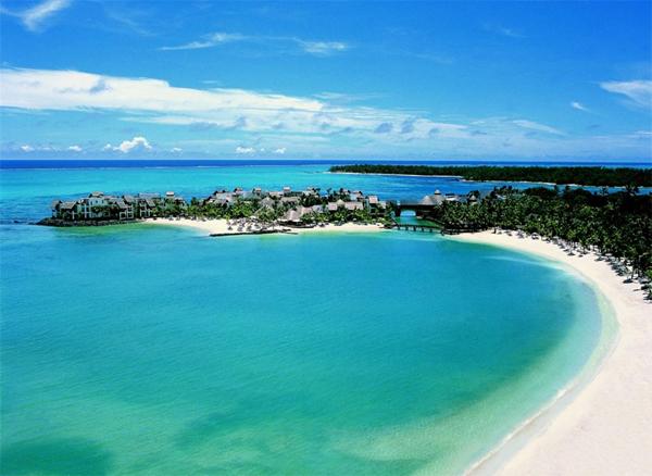 Trou-aux-biches, Mauritius