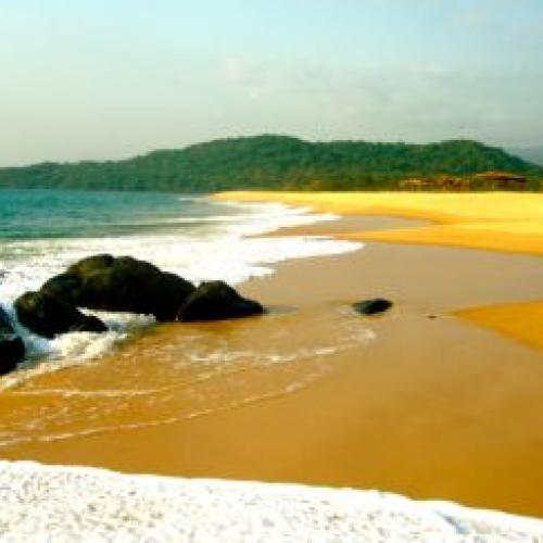 John Obey Beach, Sierra Leone