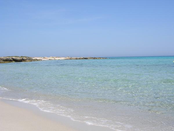 Kelibia Beach, Tunisia