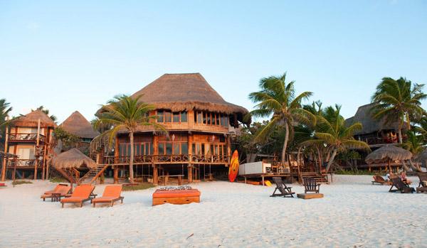 Amansala Resort, Mexico