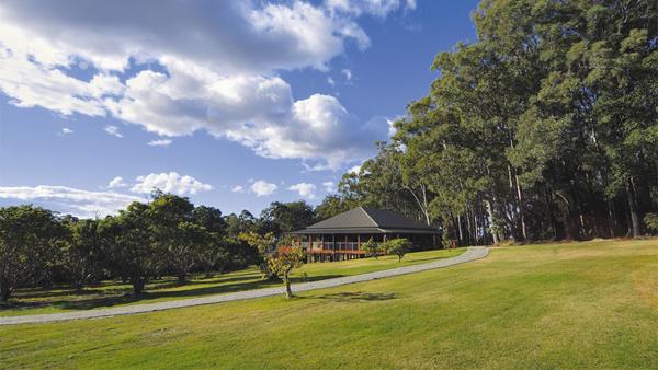 Gwinganna Lifestyle Retreat, Australia