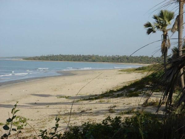 Kartong Beach, the Gambia