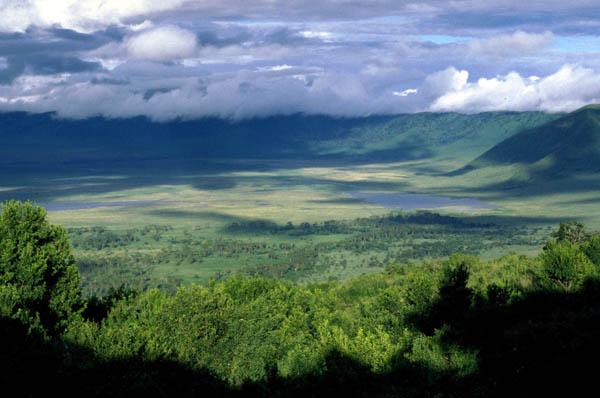 Trek Ngorongoro Crater