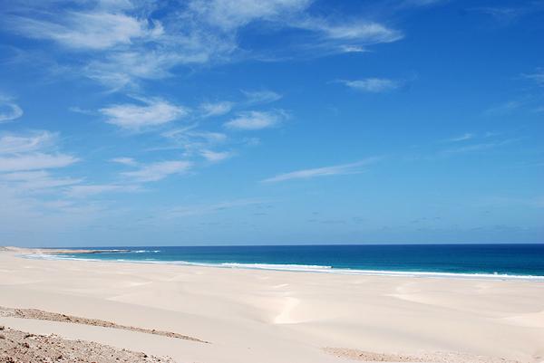 Chaves Beach, Cape Verde