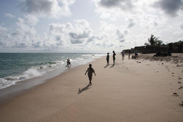 Calabar Beach, Nigeria