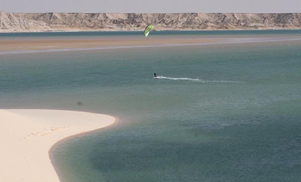 Dakhla Beach, Western Sahara