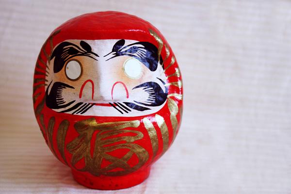 Daruma Doll from Japan