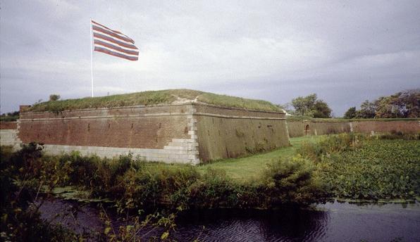 Fort Mifflin – Philadelphia, Pennsylvania