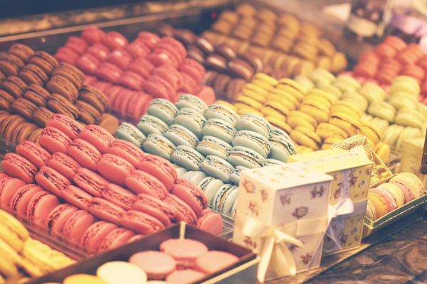 Macarons from Paris