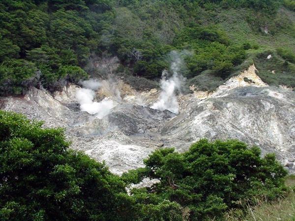 Visit a Volcano