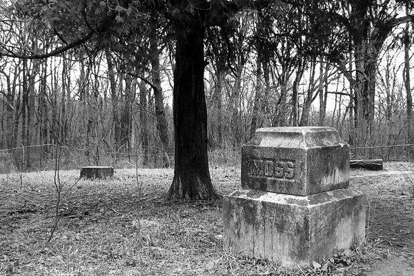 Bachelor's Grove Cemetery – Midlothian, Illinois