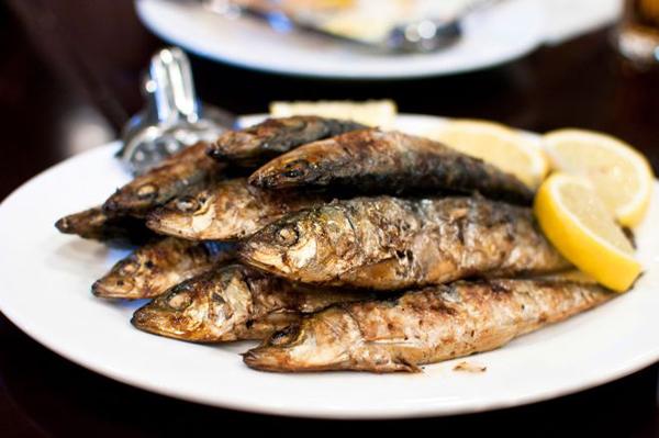 Gobble up Grilled Sardines in Portugal's Algarve