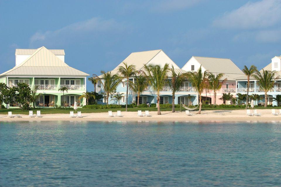 The Old Bahama Bay Resort and Yacht Harbor (the Bahamas)