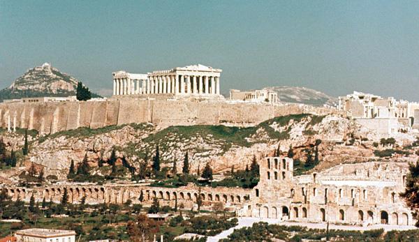 Climb the Acropolis in Athens, Greece