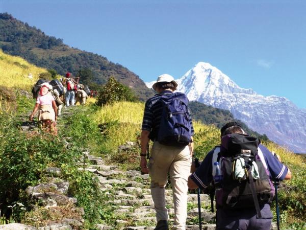 A Trek in Bhutan