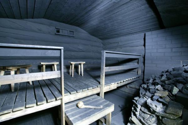 Have a Sauna